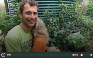 ABC Radio Interview: Sustainable garden as a weapon in war on waste